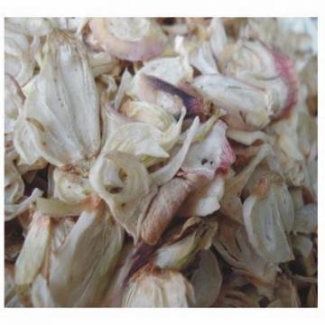 Dehydrated slice onion