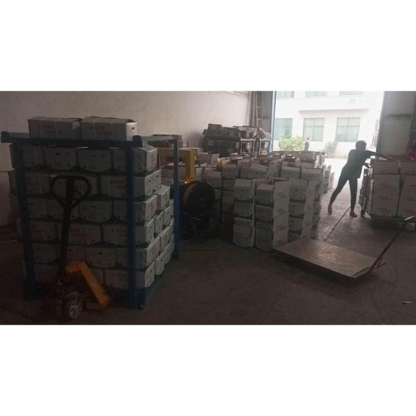 2018 china garlic with 10kg loose carton package to Brazil market . #3 image