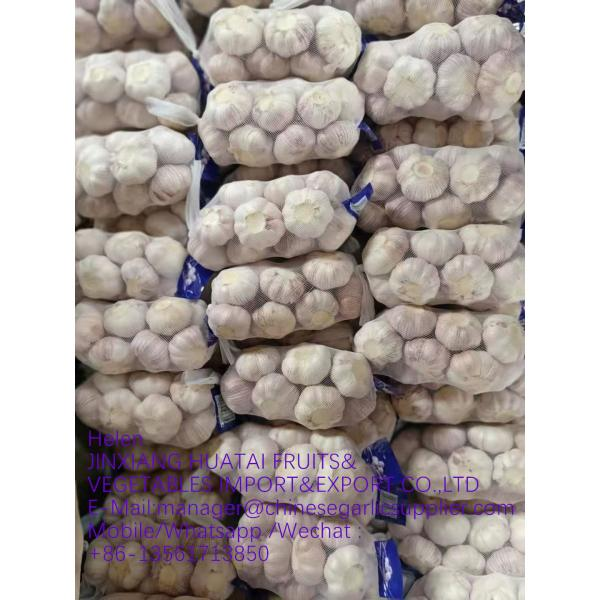 white garlic with carton package to UK Market with good quality from China #1 image